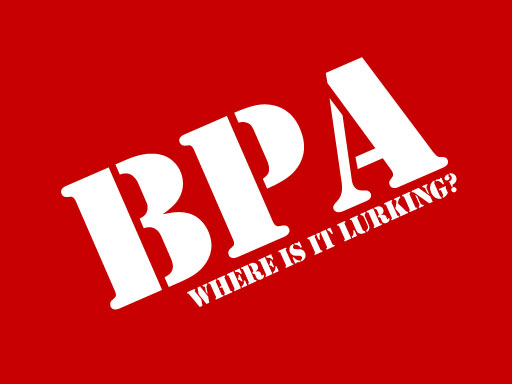 BPA - Where is it?