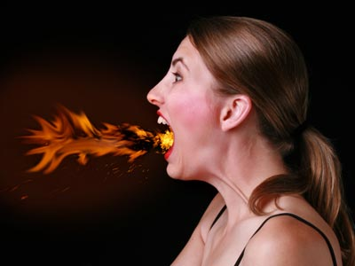 Heartburn Causes Weight Loss