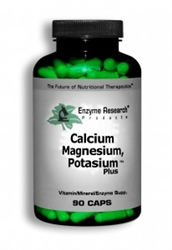 Enzyme Research Products Calcium Magnesium And Potassium Plus