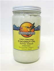 Organic Coconut Oil Food Products Skin Supplements