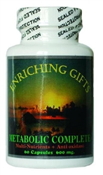 Metabolic Complete Is Formulated With The Most Researched