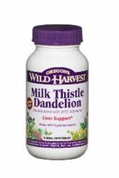 Milk Thistle Dandelion Oregon S Wild Harvest