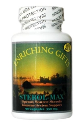 Sterol Max Sterols With Gr8cf 77 Immune System Support