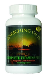 Complete Vitamins Plus A Comprehensive Vitamin Mineral